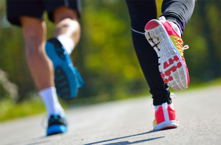 musíme opravdu běhat?