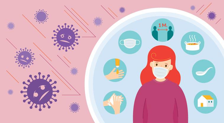 Životní styl za časů koronaviru aneb využijte nestandardní situaci ve svůj prospěch