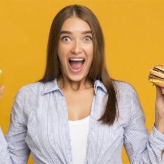Dá se ve fast foodu zdravě najíst?