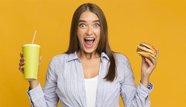 jak jíst zdravě ve fast foodu