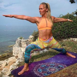 Katka Masopustová: Fitness lifestyle v době karantény aneb krátká kvalitní cvičební videa pro každý den