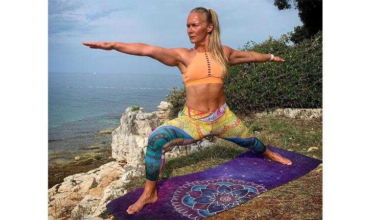 Katka Masopustová: Fitness lifestyle v době karantény