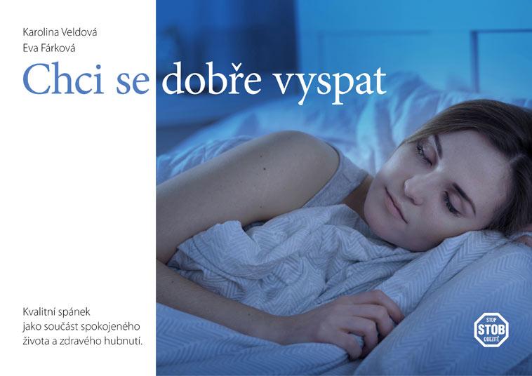 e-book Chci se dobře vyspat