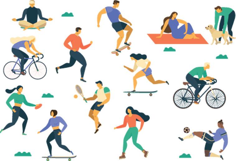 Vztah ke stravování a pohybu podle našich povahových rysů