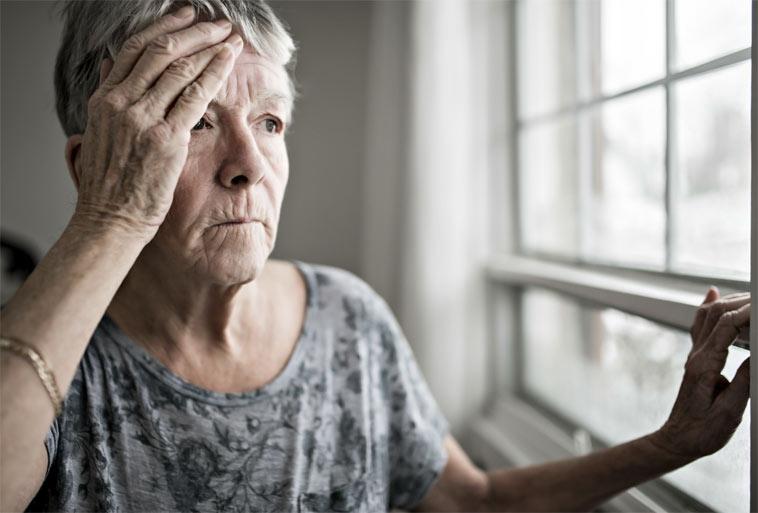senioři - obavy z koronaviru
