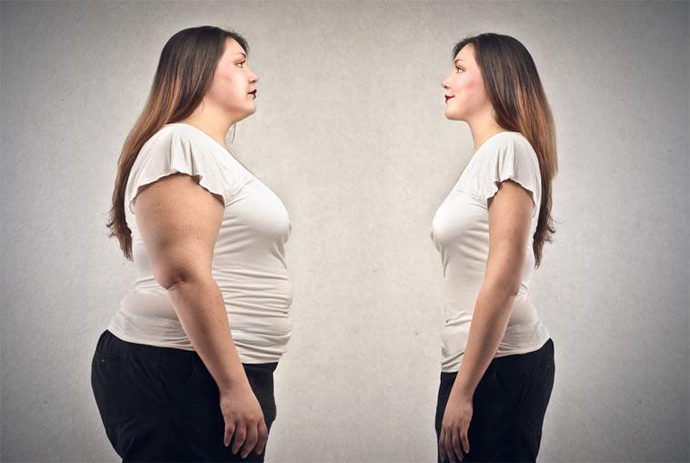 jak zdravě zhubnout