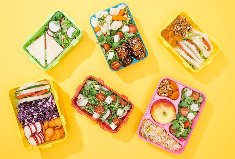Jak si korigovat jídlo během dne?
