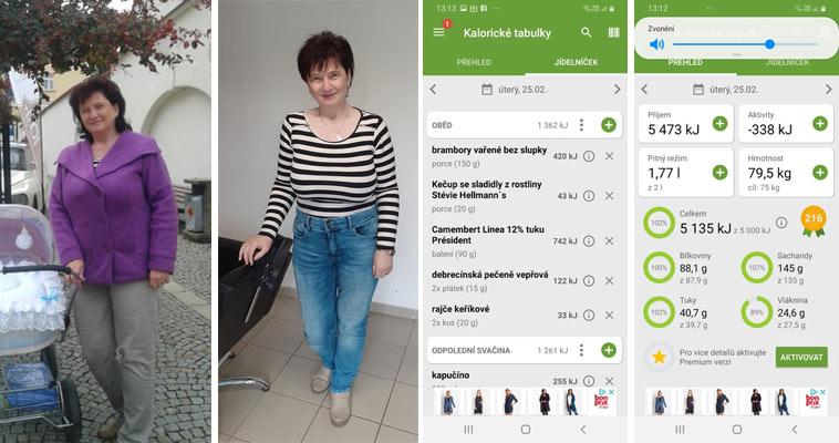 Tatiana: Můj příběh na cestě za hubnutím