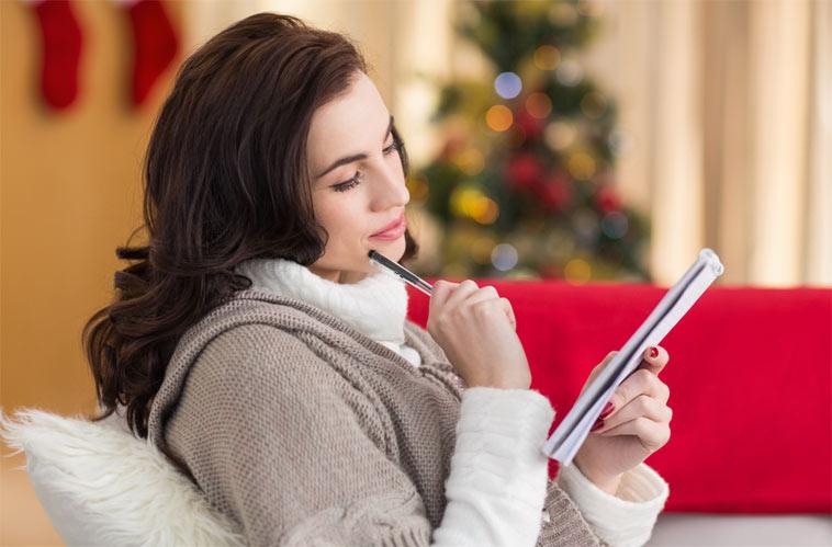 Monika Zajíčková za Zemědary: Jak si udržet o Vánocích váhu i duševní pohodu