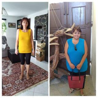 Nikdy bych nevěřila, že to dokážu, říká paní Marie (55 let), jež za rok zhubla téměř 50 kg!