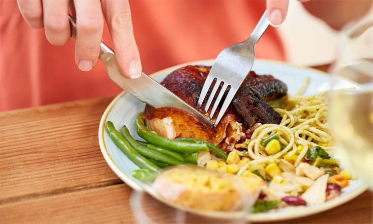 Kalorie vs. makroživiny