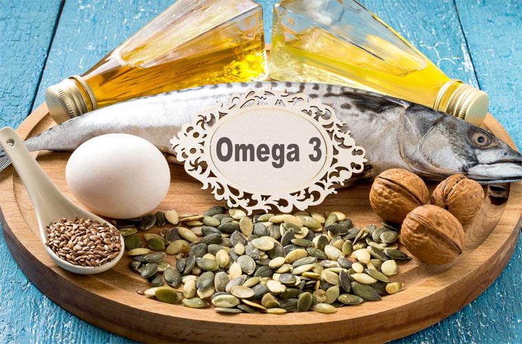 Kde omega 3 mastné kyseliny nalezneme?