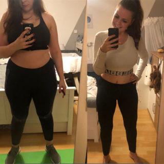 Ester: Jak jsem se prožrala k úbytku 24 kg za 11 měsíců