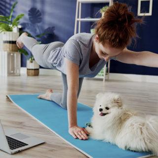Desatero bezpečného a příjemného domácího cvičení