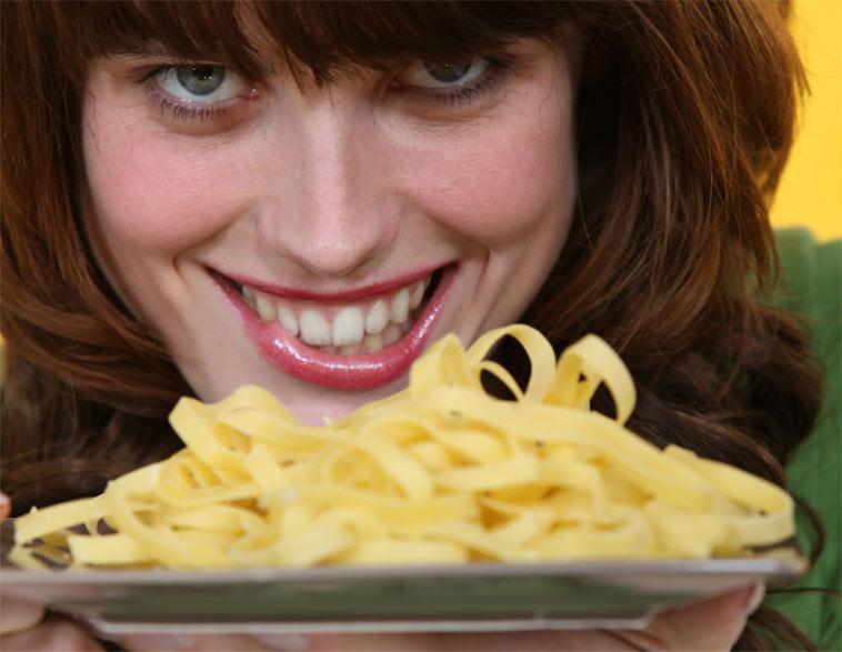 proč jíst těstoviny