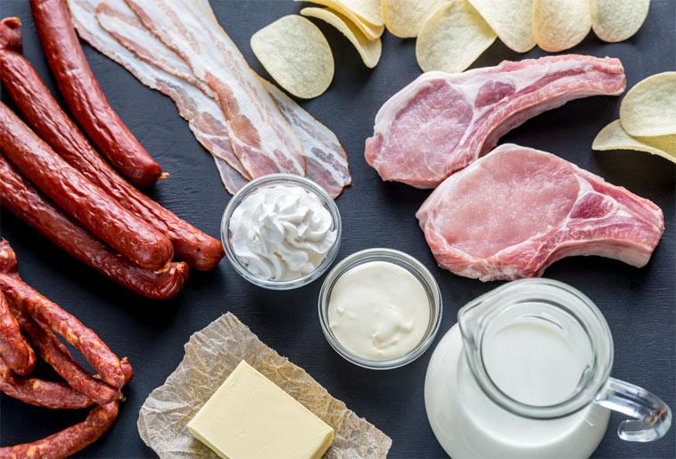 Proč je dobré hlídat nasycené mastné kyseliny pomocí aplikace Kalorické Tabulky?