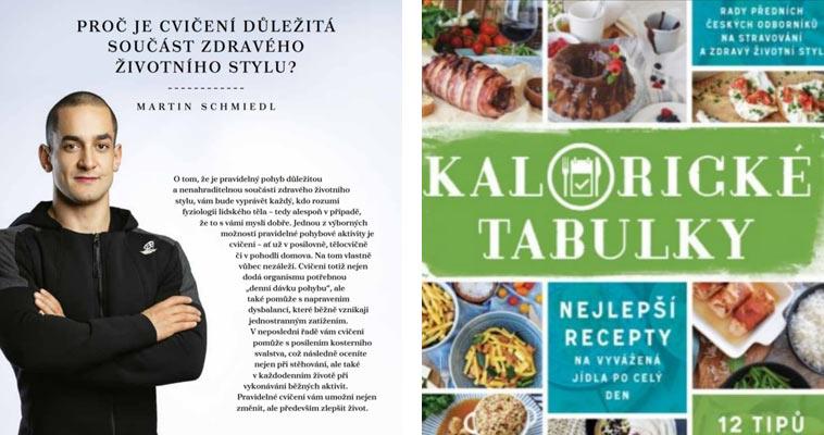 kniha Kalorické Tabulky (Jota, 2020)