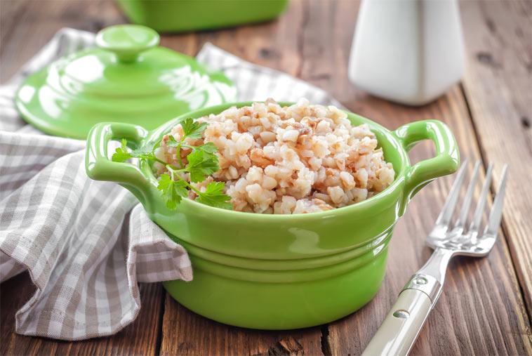 pohanka pomáhá zpomalovat vzestup glykémie po jídle