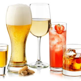 Srovnání kalorií nápojů: Jste překvapeni?